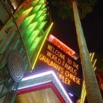 LED board and neon signs-Chinese Theater Hollywood